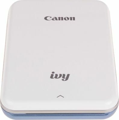 Canon - Ivy Mini Wireless Photo Printer - Cosmic Blue