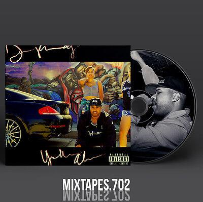 Dom Kennedy - Yellow Album Mixtape (Full Artwork CD Art/Front Cover/Back Cover) Cd Album Cover Art