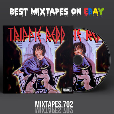 Trippie Redd   A Love Letter To You Mixtape  Full Artwork Cd Frontback Cover