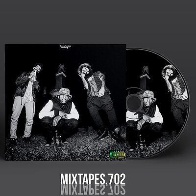 Flatbush Zombies - Better Off Dead Mixtape (Full Artwork CD/Front/Back Cover) segunda mano  Embacar hacia Mexico