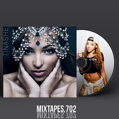 Tinashe   Reverie Mixtape  Full Artwork Cd Front Back