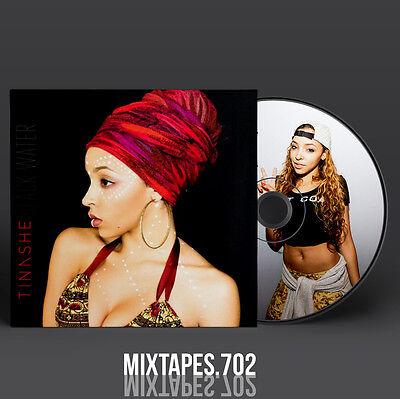 Tinashe   Black Water Mixtape  Full Artwork Cd Front Back