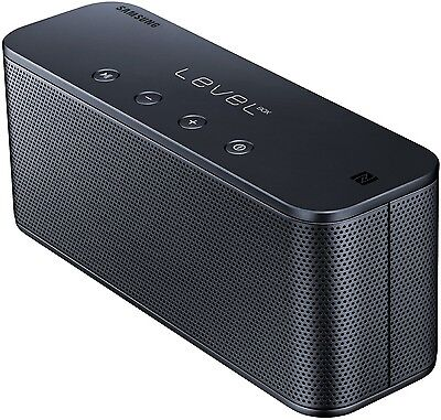 NEW SEALED Samsung Level Box Mini Wireless NFC Pairing Bluetooth Speaker BLACK