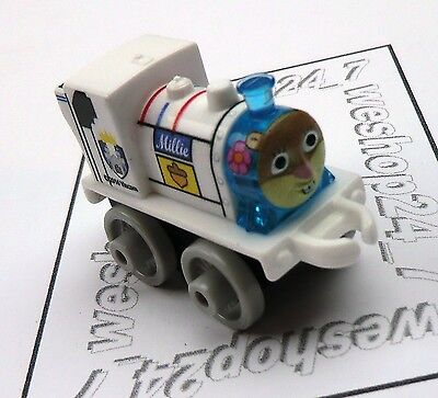 THOMAS & FRIENDS Minis Train Engine 2016 SPONGEBOB Millie as Sandy ~ Weighted