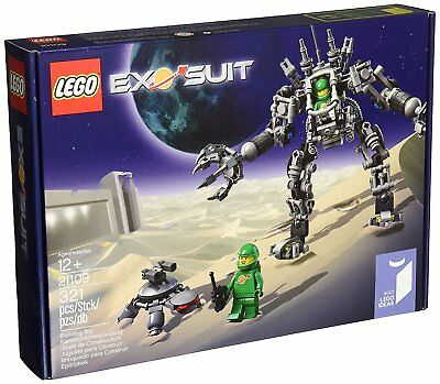 LEGO Ideas Exo Suit 21109 CUUSOO NEW SEALED NO TAX