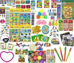 180-Party-Bag-Fillers-Toys-Tattoos-School-PTA-Loot-Goody-Prizes-Rewards-pinata