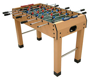 NEW DELUXE FREE STANDING SOCCER TABLE FOOTBALL TABLE FOOTBALL GAME