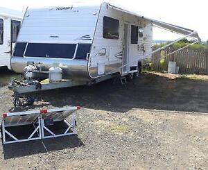 Grant Tourer Luxury Caravan For Sale Leopold Geelong City Preview