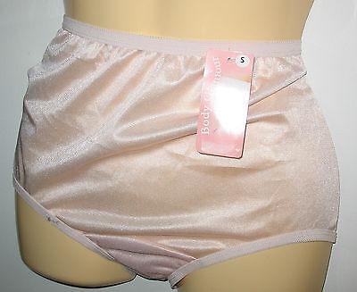 Body Glamour - Ladies 100% Nylon Panty Brief - No Lace Trim - S,m,l -chose Color