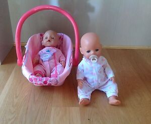 Baby born dolls Brookdale Armadale Area Preview