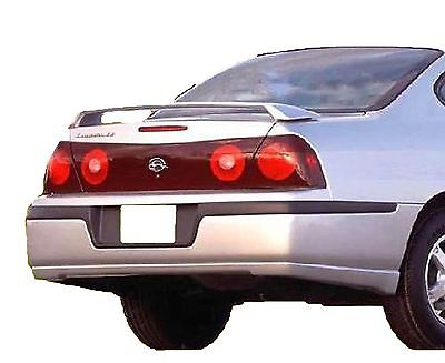 PAINTED 2000 2001 2002 2003 2004 2005 Chevrolet Impala Factory  Style Spoiler