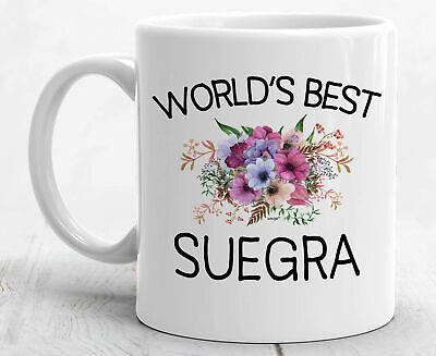 Suegra Gifts For Suegra Mug Best Suegra Gift For Mother In Law Mug Suegra (Best Gifts For In Laws)