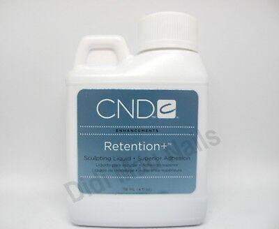 Sculpting Liquid (CND Retention+ Sculpting Liquid 4oz/114mL Superior Adhesion No Primer Required )