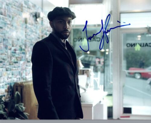 Jeremie Harris Signed Autographed 8x10 Photo LEGION Actor COA