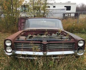 1964 Pontiac StratoCheif very sold for parts or restoration