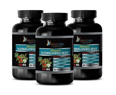 liver cleanse - ASHWAGANDHA COMPLEX 770mg - male fertility p