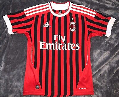 Alexandre Pato AC Milan Jersey Youth-Large