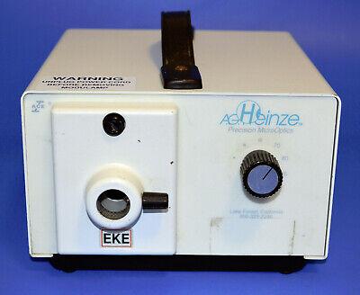 Schott-fostec Ag Heinze Ace Fiber-optic Light Source No Bulb