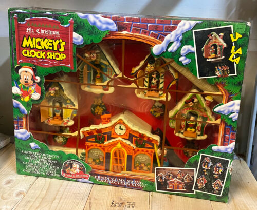 1993 Mr Christmas MICKEY MOUSE