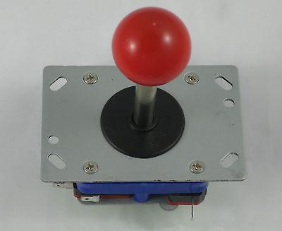 Arcade Joystick  Long Shaft Ball Top  2/4/8 Wege roter Kugelgriff