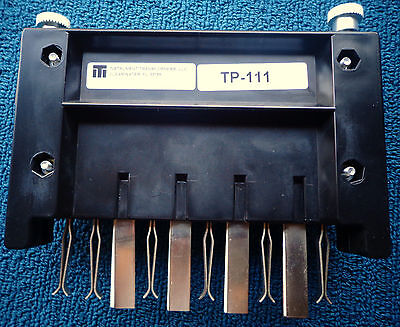 Instrument Transformers Connection Test Block Tp-111 New