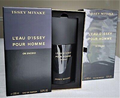 Or Encens - Issey Miyake - L'Eau D'Issey EDP 3.3oz / 100ml, BNIB, (Issey Miyake L Eau D Issey Edp)