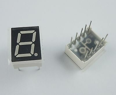 100X 3//5mm 3-Pin Dual Bi-Color Diffused Common Cathode//anode LED Diode LIGH W1