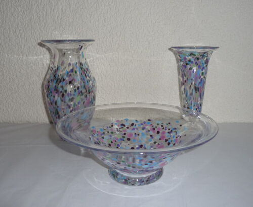 Liberty of London The Melting Pot Glass Studio Tutti Frutti Vases & Bowl