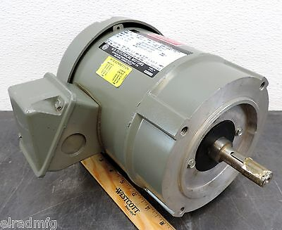 Emerson Us Electrical Motor Unimount 1745 Rpm 13 Hp 230460 Volt New