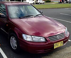 1998 Toyota Camry Sedan Karuah Port Stephens Area Preview