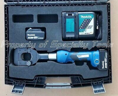 Sherman Reilly Srg177x Battery Hydraulic Acsr Cable Cutter Greenlee Gator Esg45l