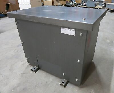 Rohde 15 Kva 460 Delta Pri. To 460v Sec. 3ph Dry Type Transformer 301a47a60 15