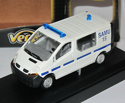 RENAULT Trafic Ambulance Samu 15 VEREM V290