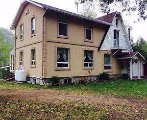Chale maison à vendre