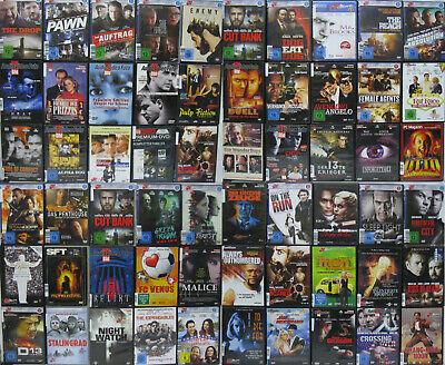 Zeitschrift DVD Filme - 60 Stück 125 Stück - Blockbuster, A-Filme usw.