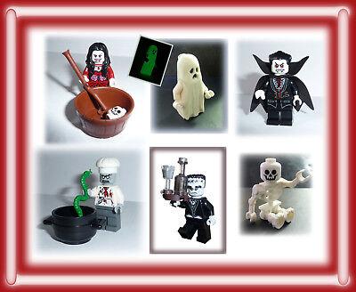 LEGO Monster Fighters Figur aus Geisterhaus Haunted House 10228 HALLOWEEN ☆ NEU!