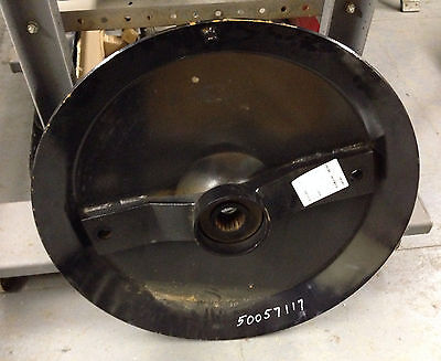 Bush Hog Stump Jumper Blade Pan Weldment Part 50057117