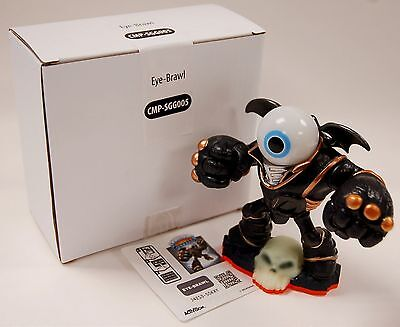 Skylanders Giants EYE-BRAWL First Edition Figure/Code NEW in Box Wii-U PS3 3DS segunda mano  Embacar hacia Mexico