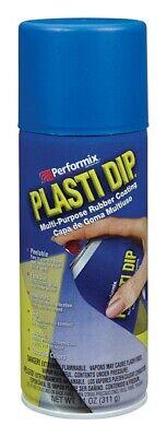 Plasti Dip Spry 11oz Blu By Performix Mfrpartno 11252-6