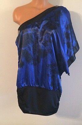 •• NWT Women's Size XS X Small Studio Y Blouse Longer Length Tunic Shirt