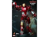 """Dragon 3/"""" Iron Man 3 Mark 35 Disaster Rescue Suit Red Snapper Model Kit 35604"""