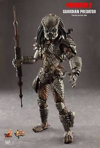 HOT TOYS 1/6 PREDATOR 2 MMS126 GUARDIAN PREDATOR ACTION FIGURE North Lakes Pine Rivers Area Preview