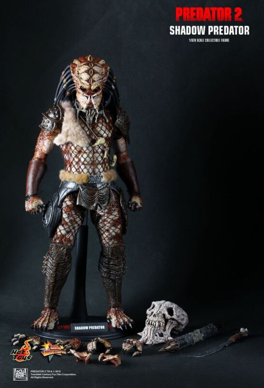 Sideshow Hot Toys Predator Shadow Predator Predator 2
