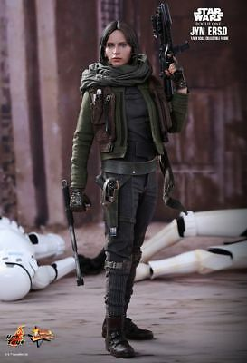 STAR WARS: Rogue One - Jyn Erso 1/6th Scale Action Figure MMS404 (Hot Toys) #NEW