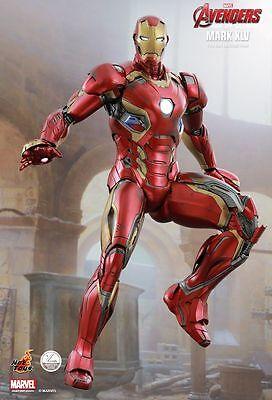 Avengers: Age of Ultron Iron Man Mark XLV 1:4 Collectible Figure HotToys QS006
