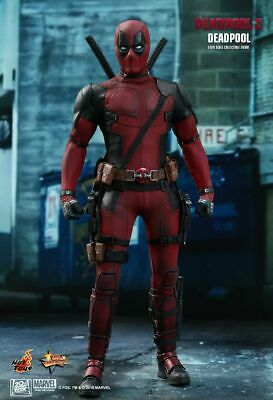 Hot Toys Deadpool 1/6 Scale Figure MMS490 Deadpool 2 - Movie Masterpiece Series