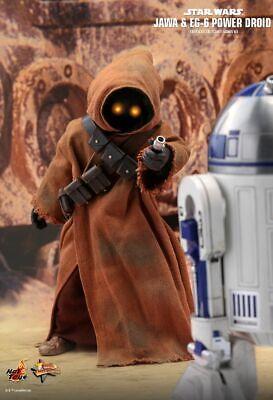 Hot Toys 1/6 MMS554 - Star Wars: Episode IV A New Hope - Jawa & EG-6 Power Set