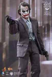 HOT TOYS SIDESHOW JOKER BANK ROBBER 2.0+EXTRA BODY South Wentworthville Parramatta Area Preview