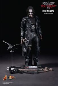 THE CROW - Eric Draven 1/6th Scale Action Figure (Hot Toys) #NEW