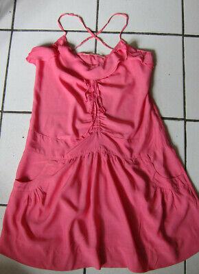 summer dress JUCCA pink